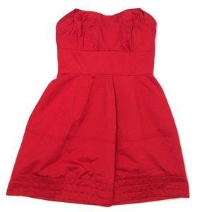Zac Posen For Target Red Strapless Dress size 3